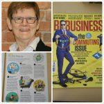 Vivienne Stewart in BC Business