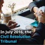 Civil Resolution Tribunal Update