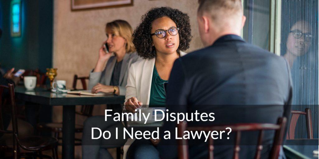 family disputes railtown law