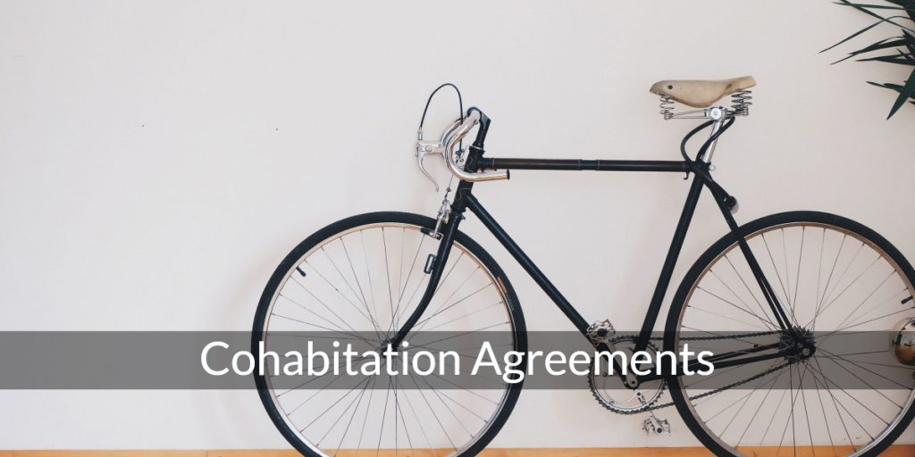 cohabitation agreement prenuptial agreement bc